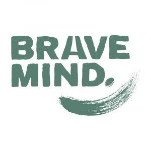 BRAVE MIND logo